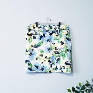 Alex Marie Floral Skirt